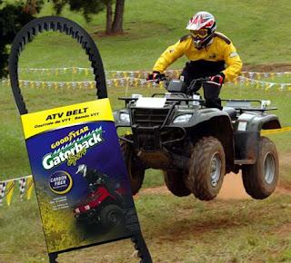 Drive test ATV