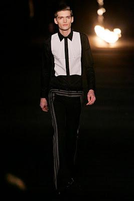 The Sponge Brandon Flowers Runway Looks Dior Homme By