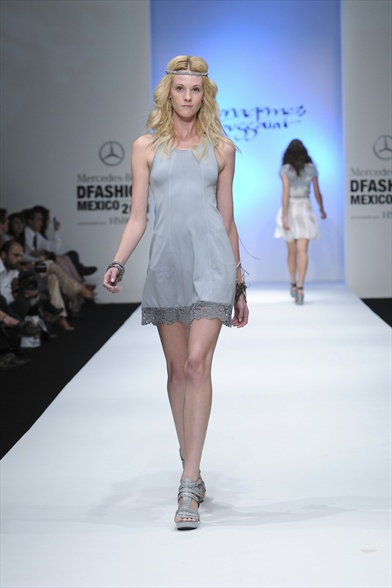 Mercedes-Benz DFashion Mexico 2011
