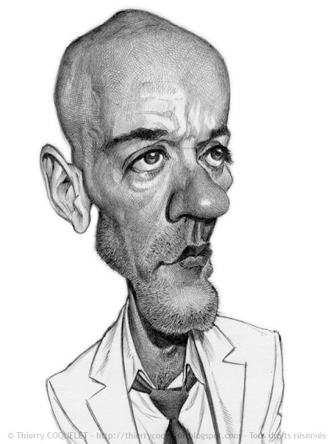 Michael Stipe, R.E.M.