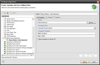 Rob on Programming: Debugging Alfresco Tomcat with Eclipse
