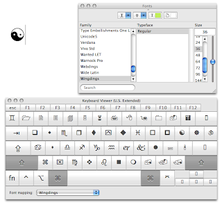 How do I type Wingdings in Pages? | Pages FAQ