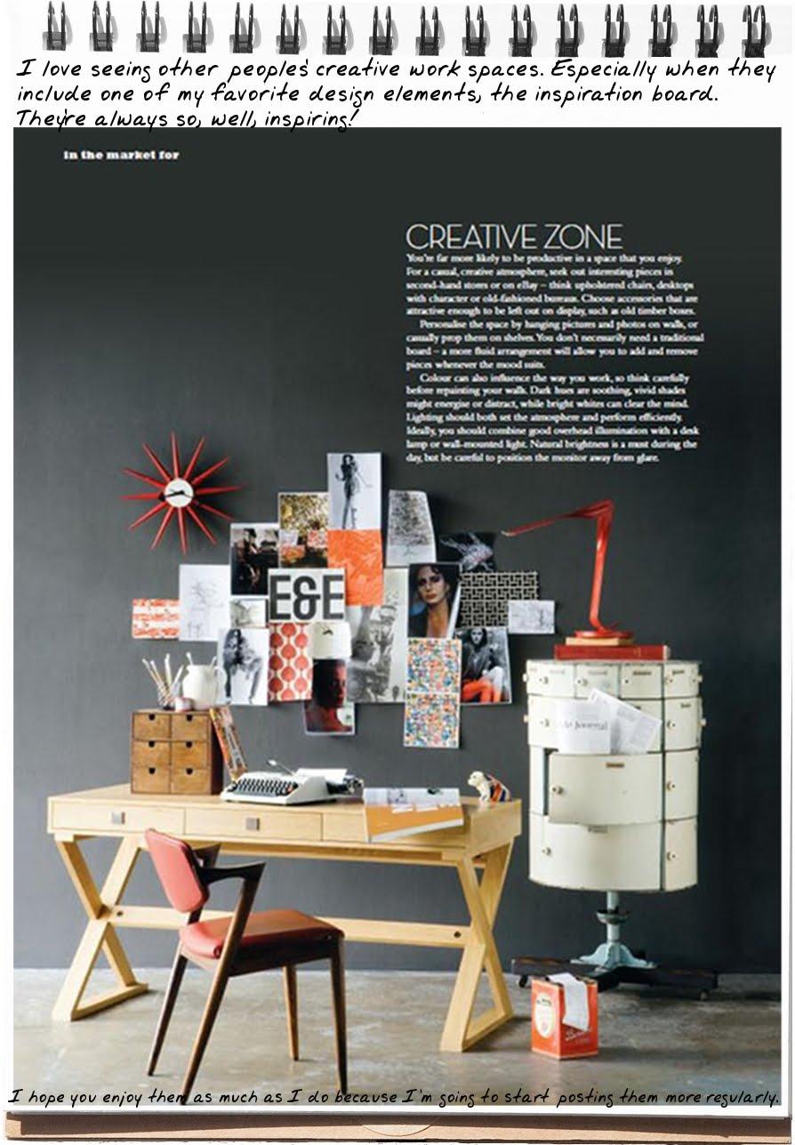Creative Zone - The Inspiration Board - FUJI FILES