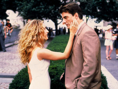 carrie and mr big relationship buster