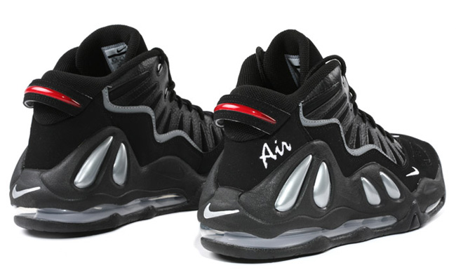 Air Max Uptempo 97 Black Metallic Silver (2010)