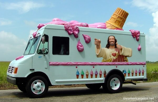 A Day In The Life Of Jesus Baskin Robbins Flavor Savor