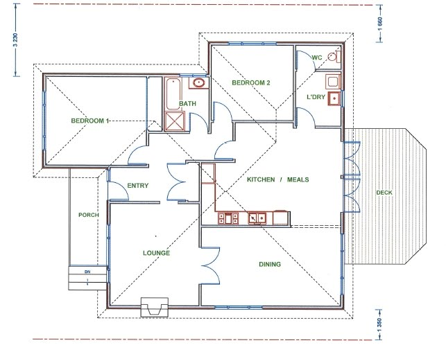 Delightful First Step   House Plans And So It Begins