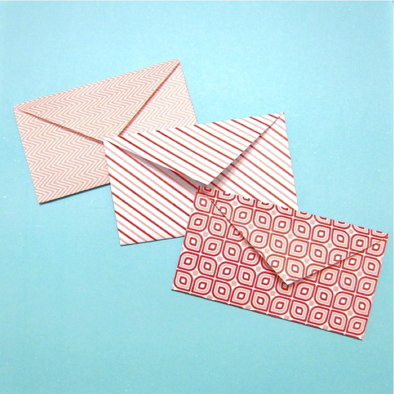How To Make A Paper Envelope Origami