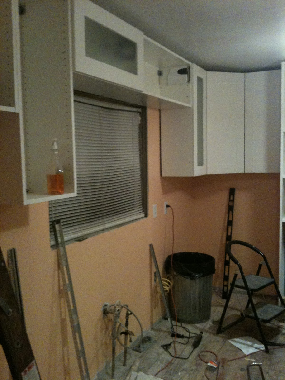 How To Attach Kitchen Wall Cabinets When Studs Don