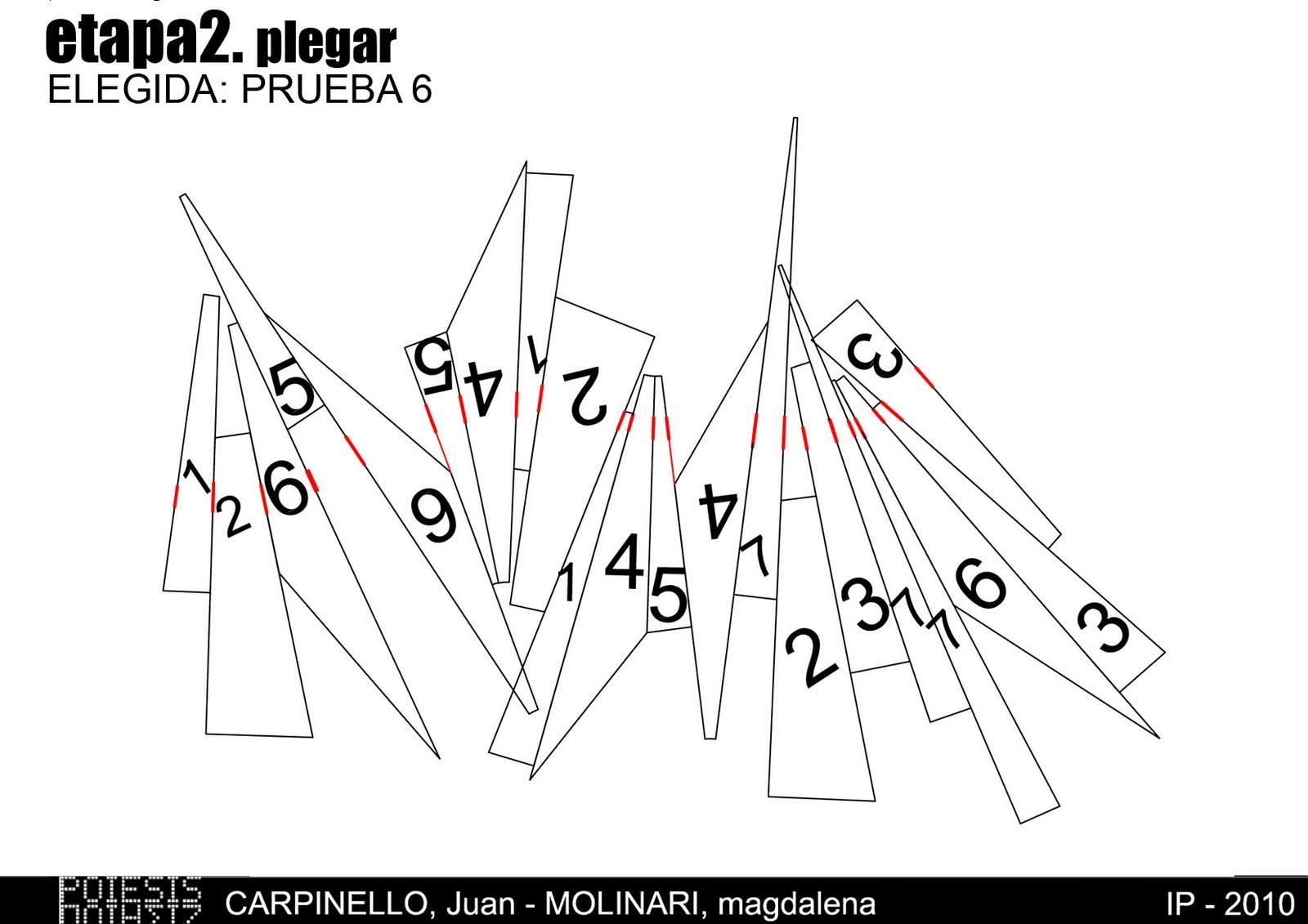 IMAGENES DE ARQUITECTURA: EL PLIEGUE