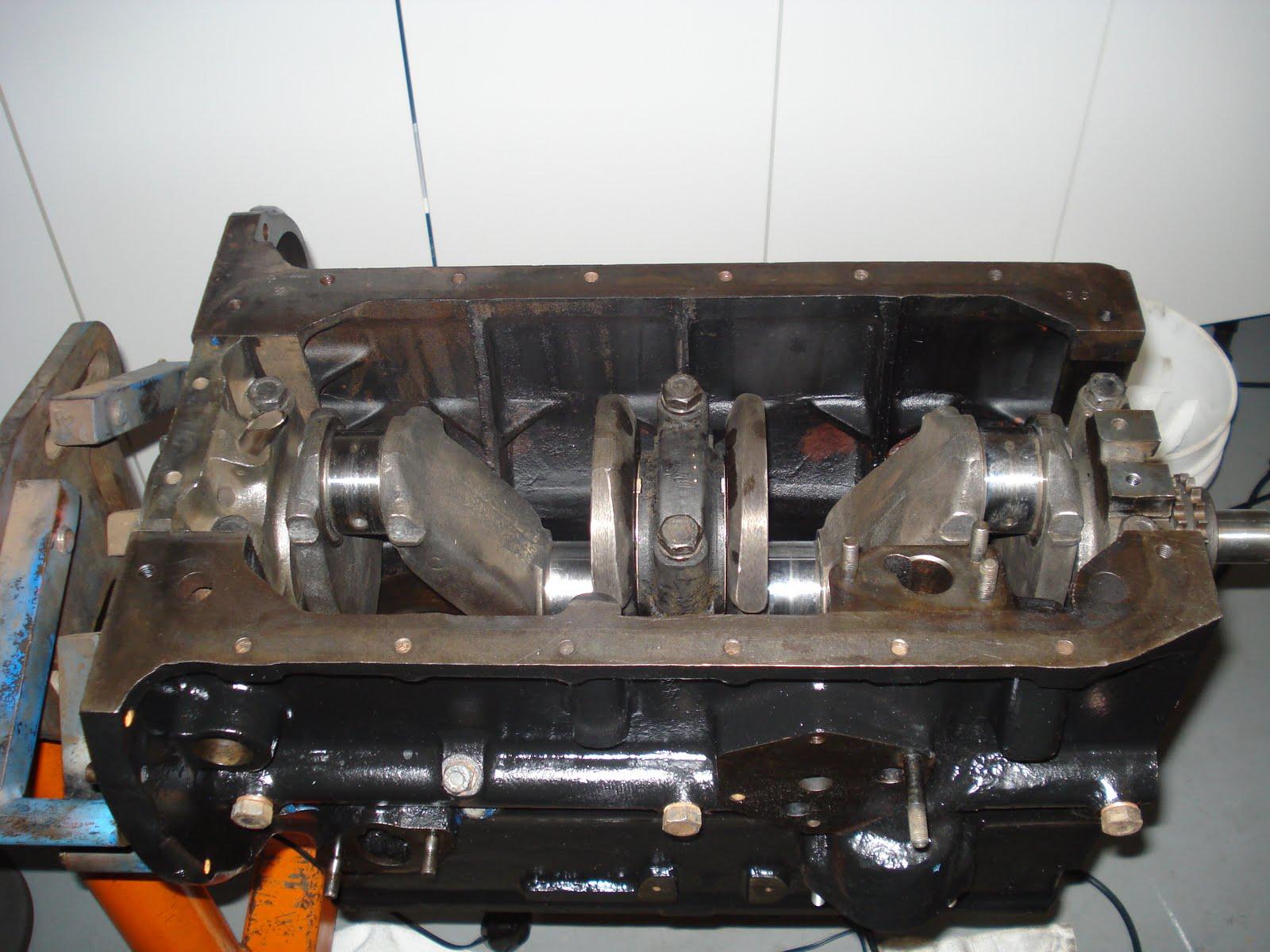 Triumph Spitfire Front Engine Block Sealing On Triumph Tr3 Wiring