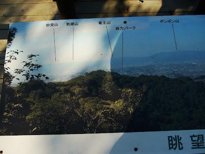 星のブランコ展望台