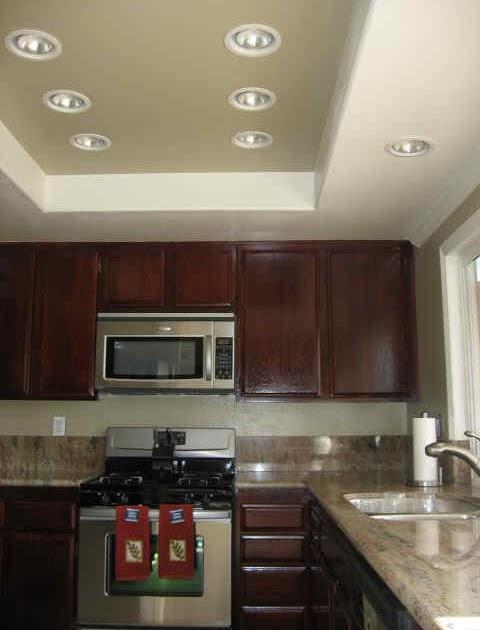 Home Sweet Home: Modern Fluorescent Kitchen Lighting