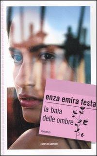 copertina del romanzo per adolescenti la baia della ombre