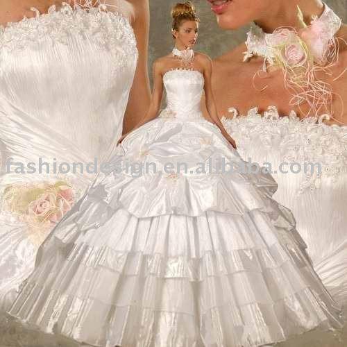 Wedding Inspiration: Big Ball Gown Wedding Dresses