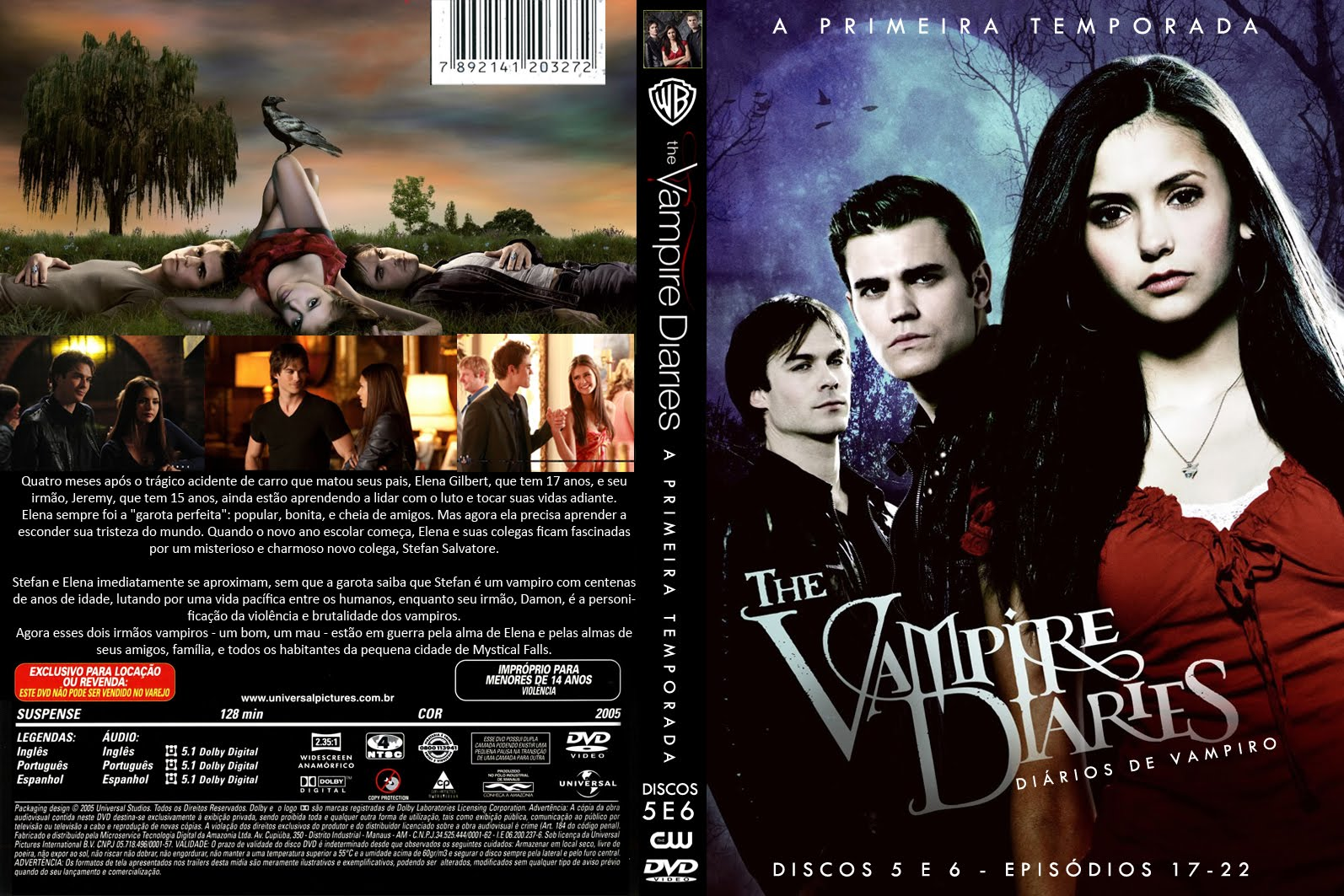 Nina Dobrev Brothers And Sisters Covers Séries: Di...