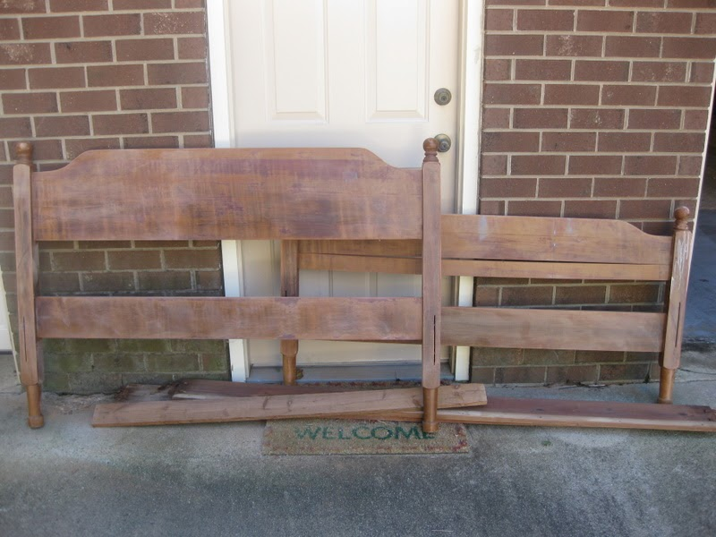 Diy With Ivy Headboard Bench