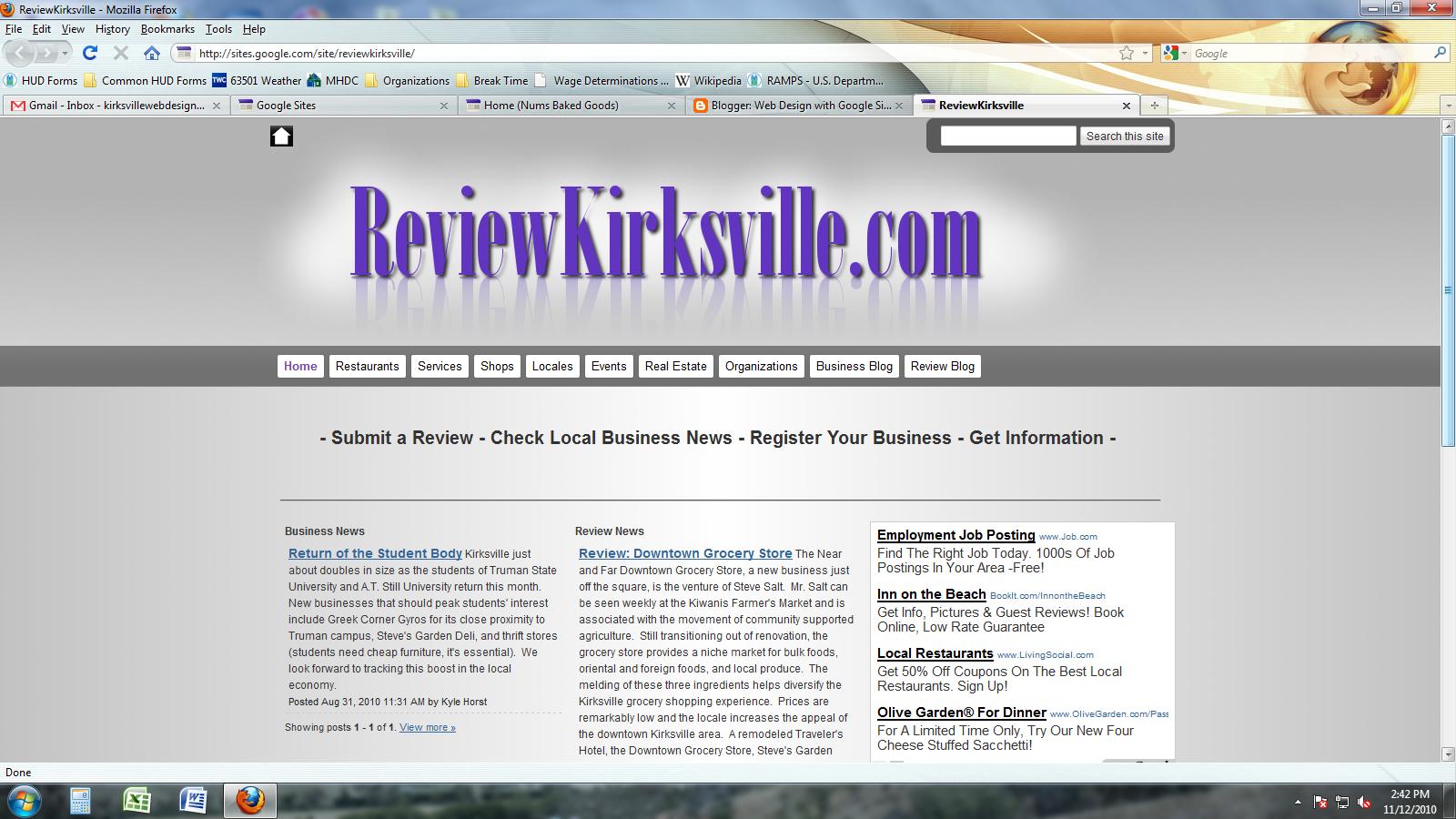 Web design with google sites google sites tip background layout