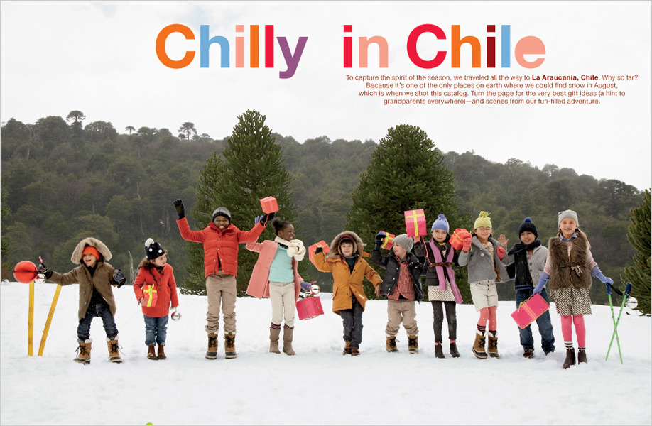 Chilly in Chile