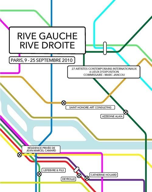 Rive Gauche Rive Droite Paris : gauche, droite, paris, ParisVienne:, GAUCHE,, DROITE