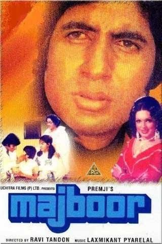 Hindi Old Is Gold Video Songs Majboor 1974 Hit Songs