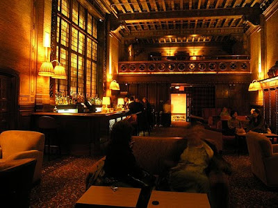 The Campbell Apartment At Grand Central An Amazing Room Some Say Largest In New York Anyway Tallest And Sure One Of Most Upscale Tail