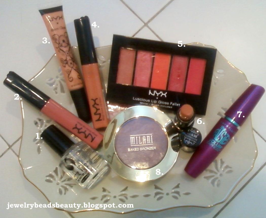 Drugstore makeup blog