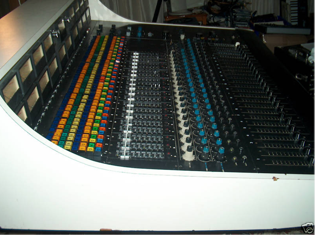 the console cowboy sphere recording console vintage for parts or repair loc oh usa 9 000. Black Bedroom Furniture Sets. Home Design Ideas