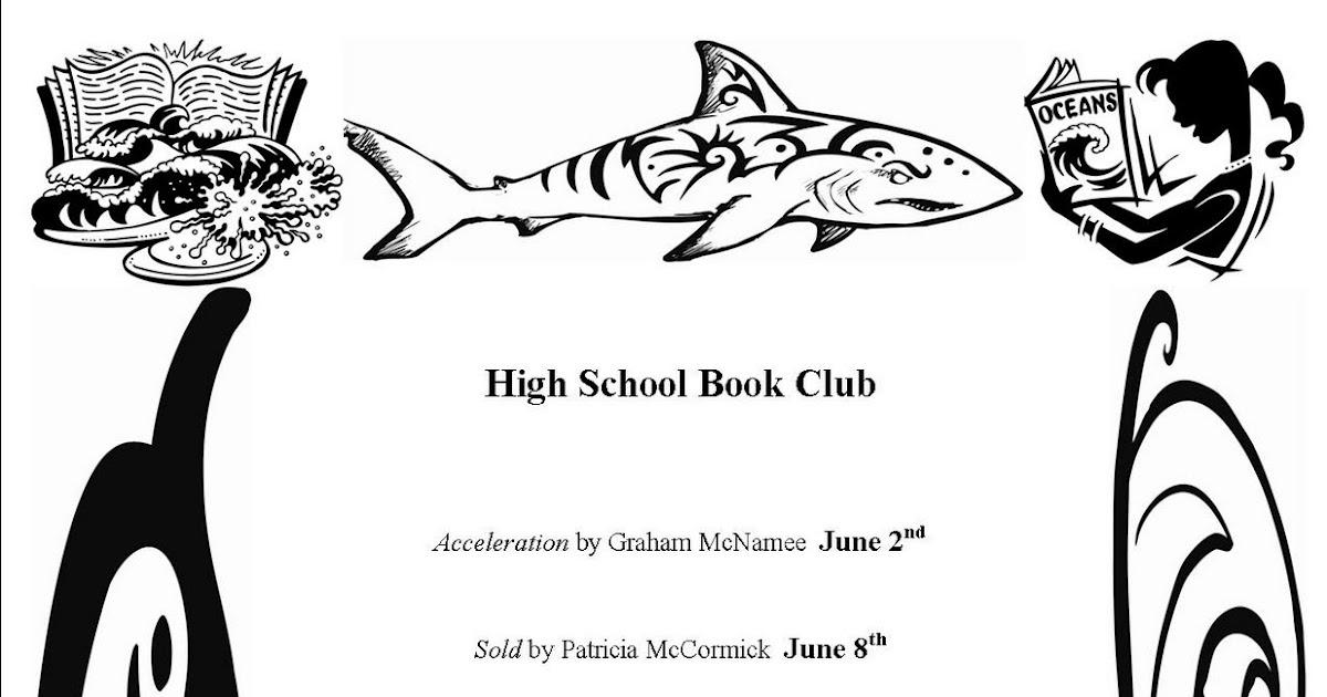 Henry TAB Talk Reviews: Summer High School Book Club List