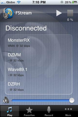 Iphone Dev Pinoy: How to Listen to Philippine AM/FM radio