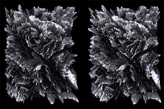 Fine Art Photography 3D Abstract Sterogram