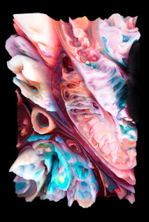 Fine Art Photography 3D Abstract Painting