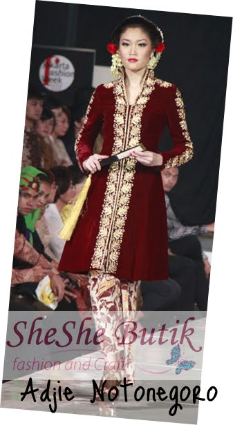 Jakarta Fashion Week 2010/2011 Opening Show Styling Modernity: A Tribute to Kebaya