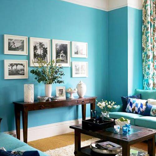 Tidak Bererti Kesemua Warna Yang Gelap Bersesuaian Dengan Ruang Kecil Segalanya Akan Tetap Kelihatan Menarik Jika Dekorasi Dan Konsep