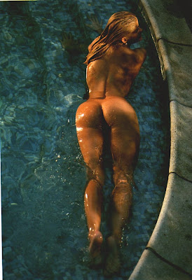Ass anna nicole smith nude think, that