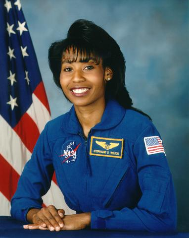 Black Female Astronaut (page 3) - Pics about space