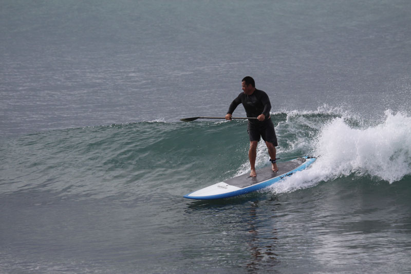 Stand Up Paddle Surfing Baja Stando Shots