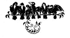 Sieben Raben