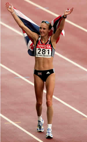 Paula Radcliffe long distance runner naked (53 photo), Is