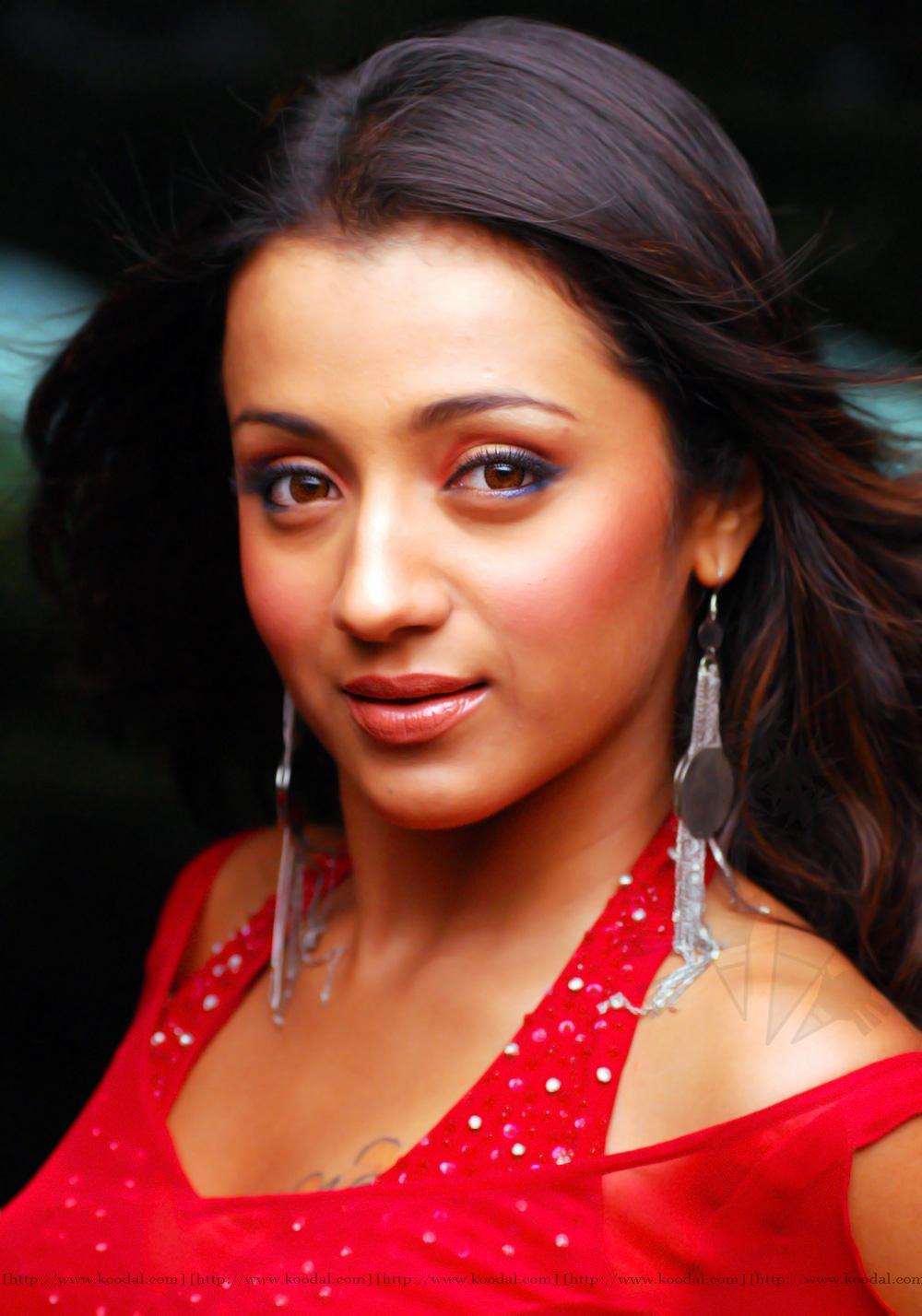 Actress Trisha Cute Photos-4410