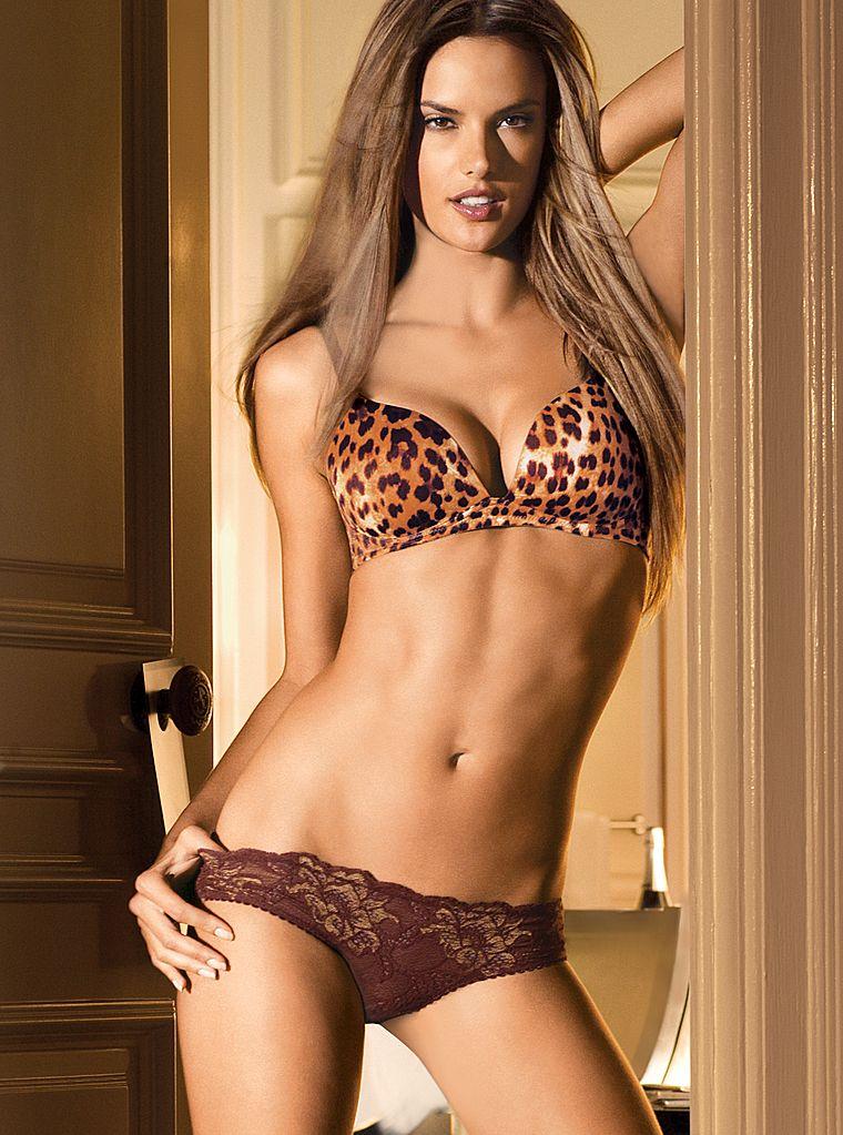4f57e3274505f Alessandra Ambrosio ( VS lingerie 2008) - Models Inspiration