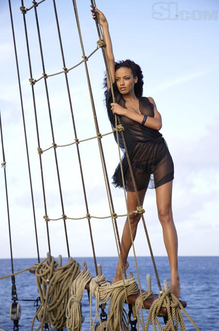 selita ebanks the best of si swimsuit models