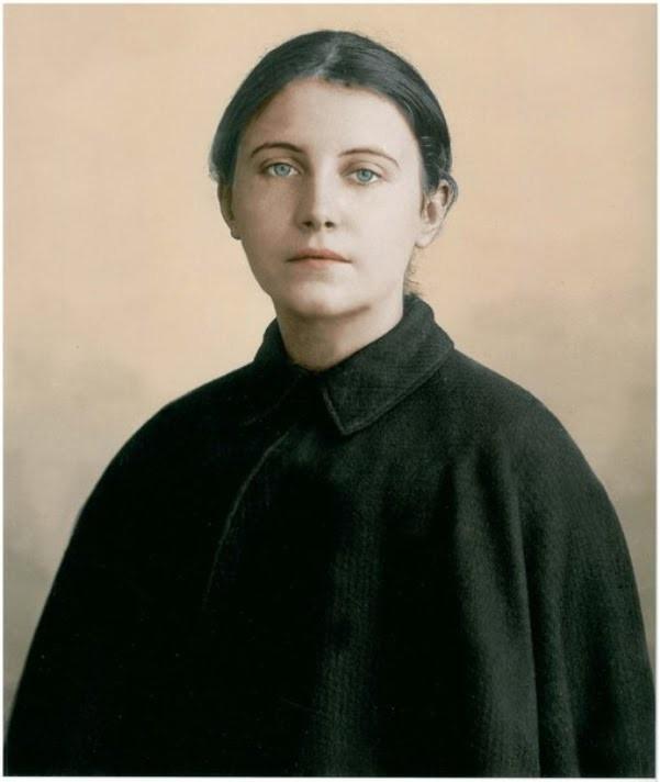 St Gemma Galgani Saint Gemma Galgani