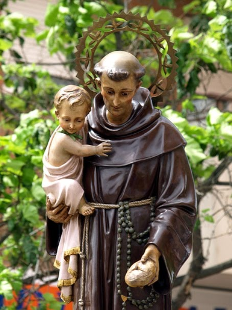 Miracles of the Saints: S A G  St Anthony Guide -Miraculous