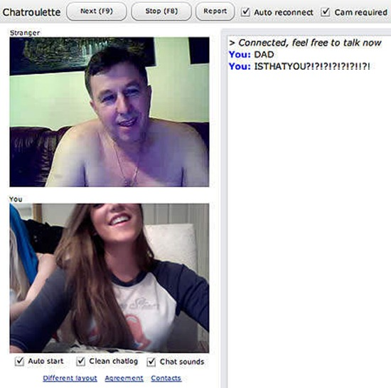 webcam chat like chatroulette