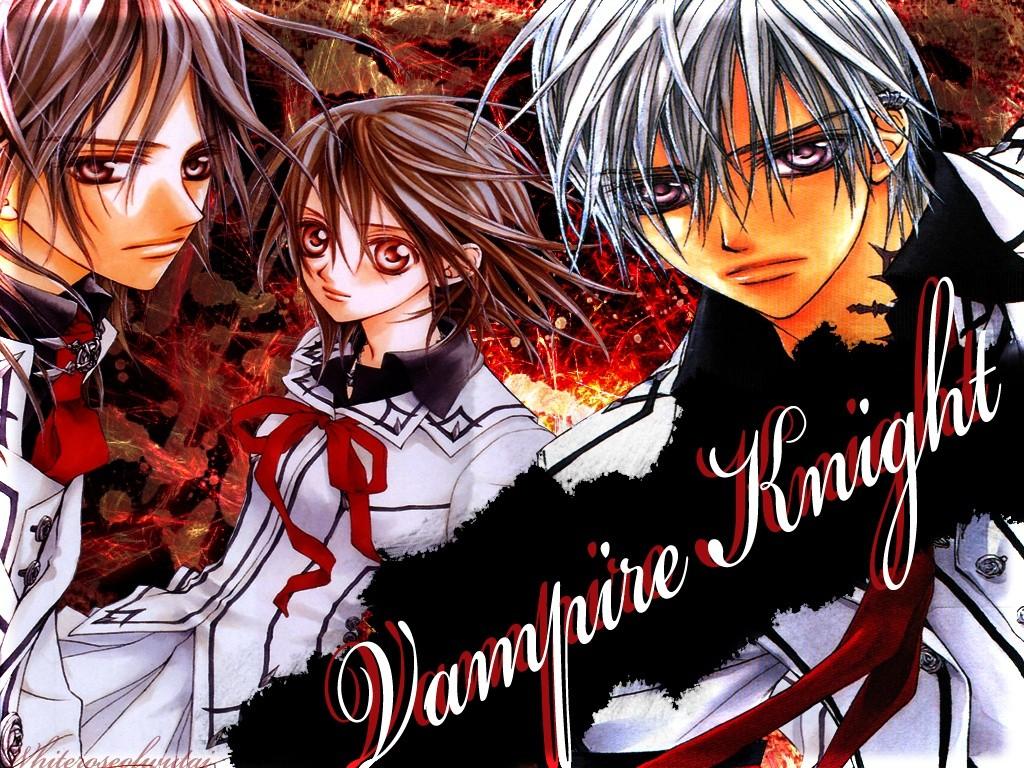 Bilinick vampire knight - Wallpaper vampire anime ...