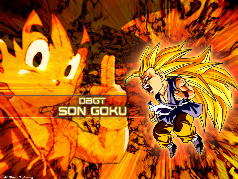 Bilinick dragon ball gt images and wallpapers - Dragon ball gt goku wallpaper ...