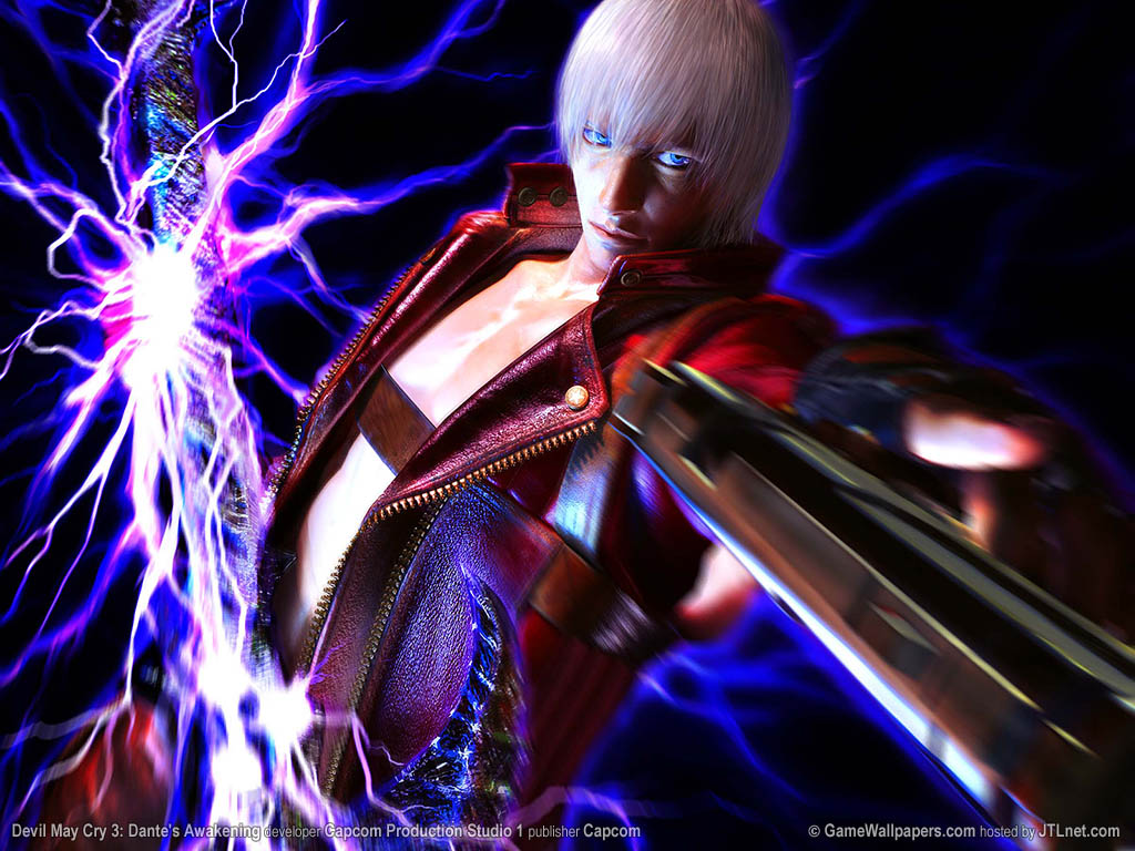 Interface Wallpaper Cool Devil May Cry 3 Wallpaper