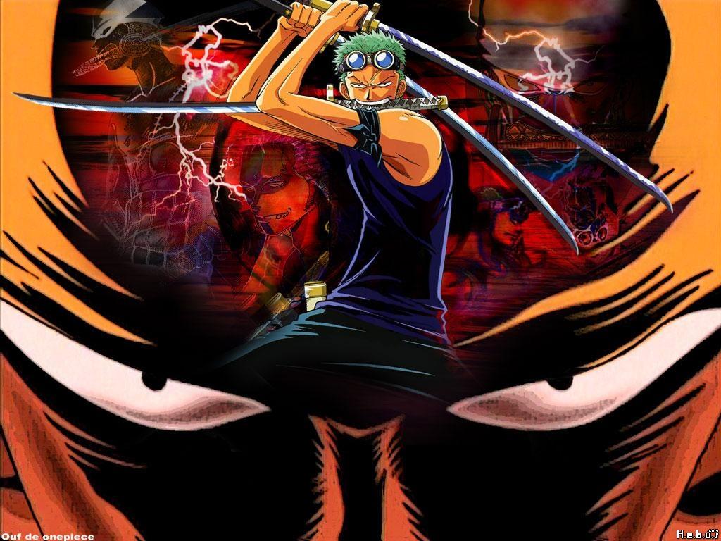 Roronoa Zoro New World Badass Roronoa Zoro Wallpaper