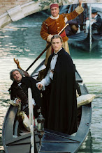 Heath Ledger Playing CASANOVA in VENICE